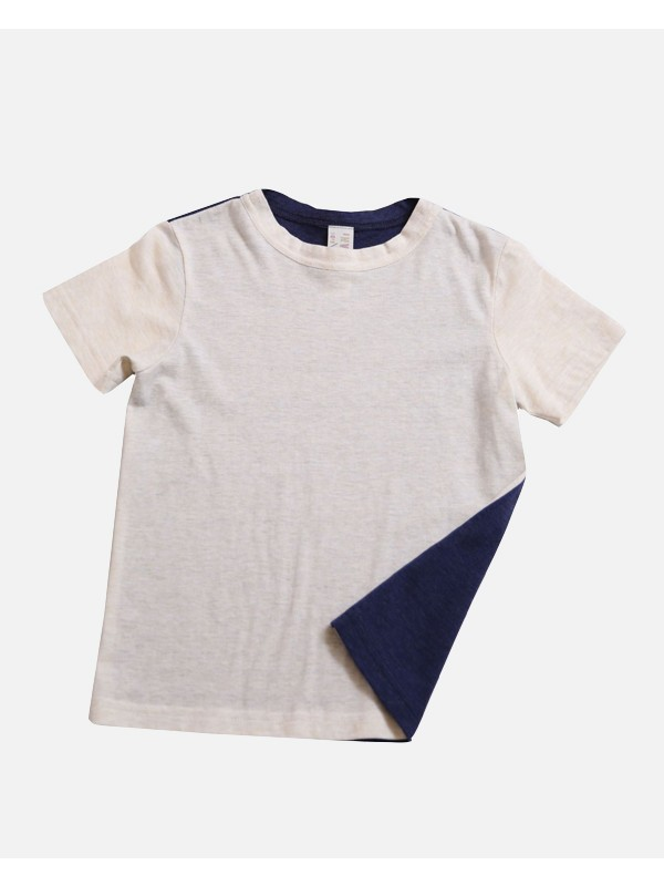 Patchwork Classic Tee