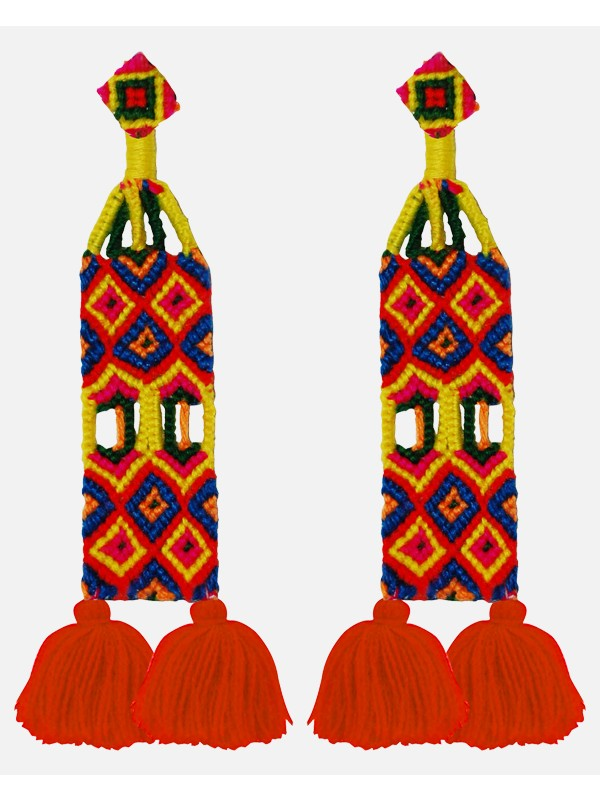 Aitana Earrings Multi