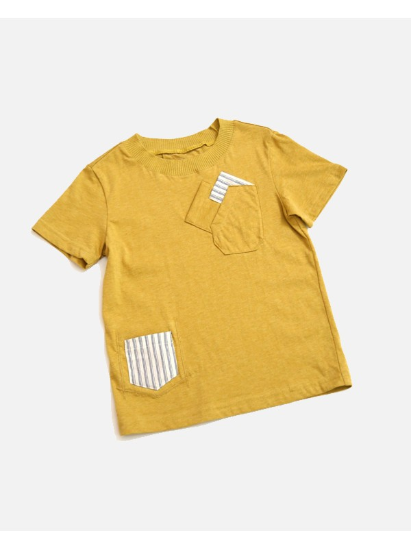 Patch Multi Pocket Tee