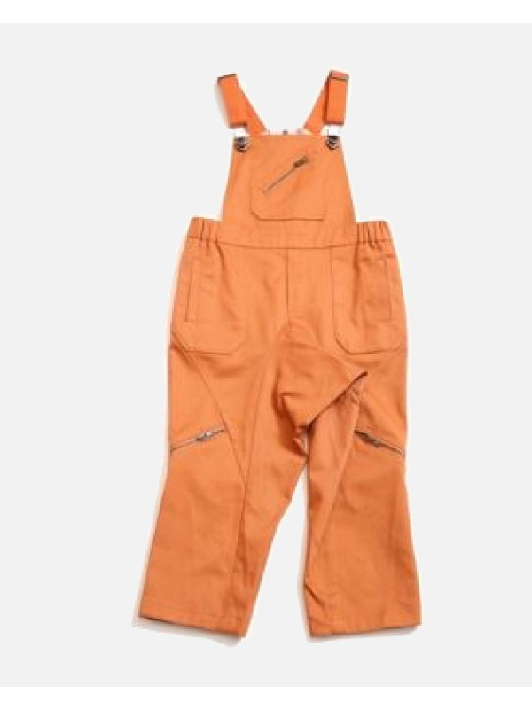 Slouch Fit Overalls