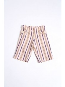 Ribbon Tab City Bermudas