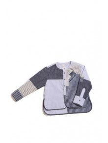 Classic Patchwork Henley