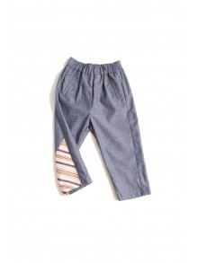 Ankle Cropped Track Pant