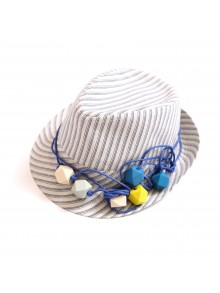 Sailor Knotted Fedora