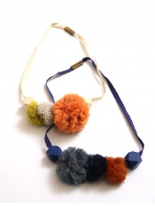 Tripom Beaded Necklace