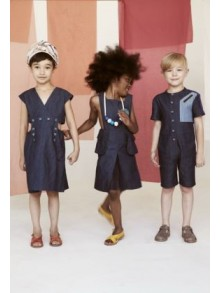 Multi Pocket Pinafore
