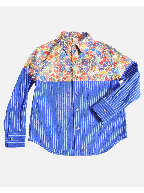 Patchwork Classic Buttondown
