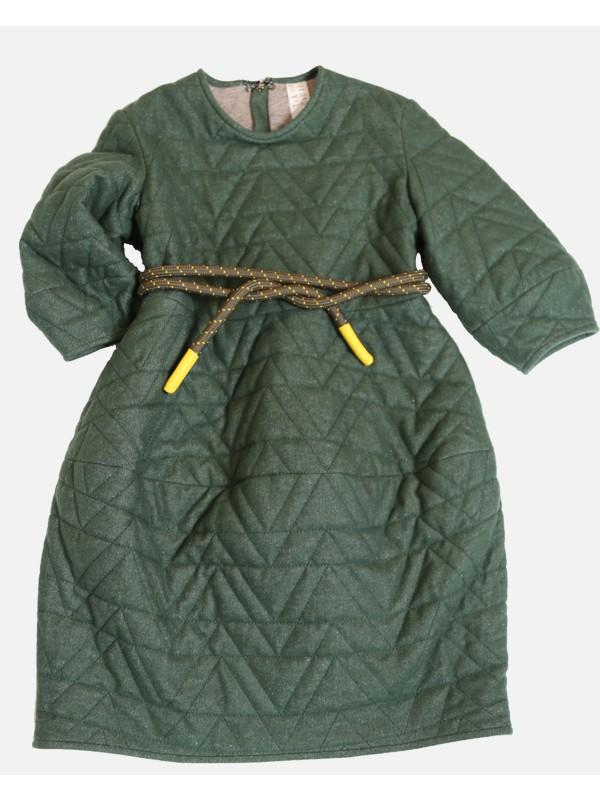 Padded Pueblo Dress