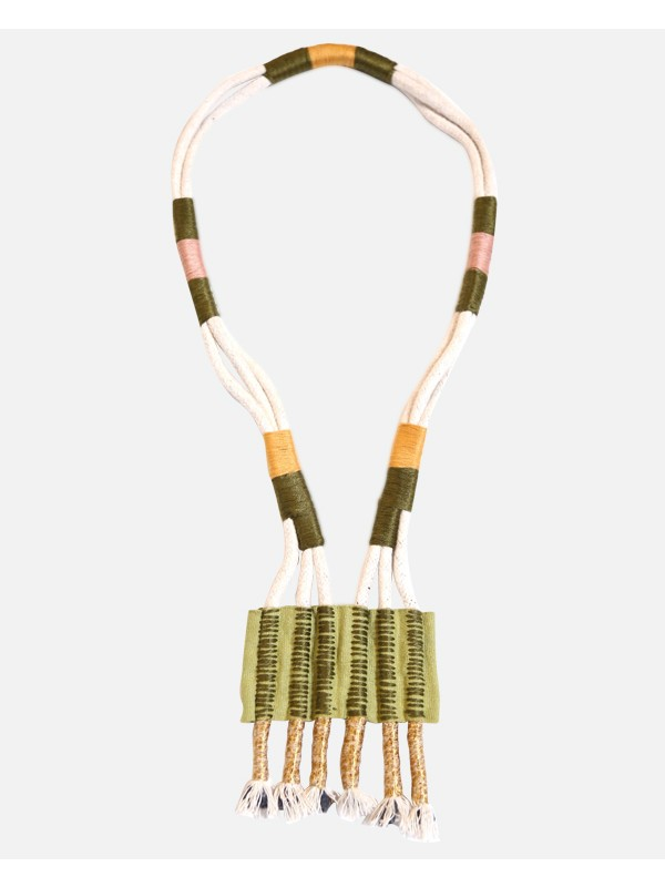 Totora Rope Necklace